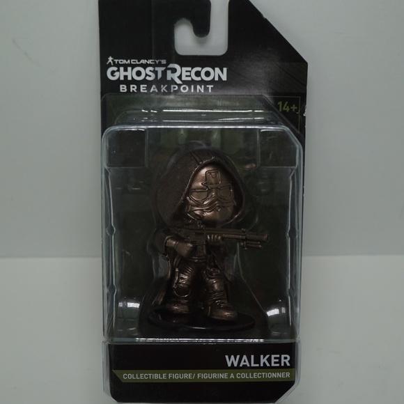 Ghost Recon Breakpoint Walker Figure Tom Clancy/'s Collectible Figure Ubisoft